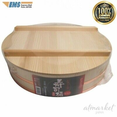 Tachibana container Sushi bowl 43201-26436 With lid 42cm Ohitsu from JAPAN
