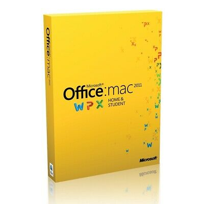 Microsoft Office 2019 Home and Business - for MAC