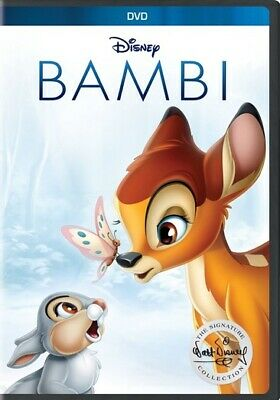 Buena Vista Home Video D144537D Bambi-Signature Collection (Dvd)