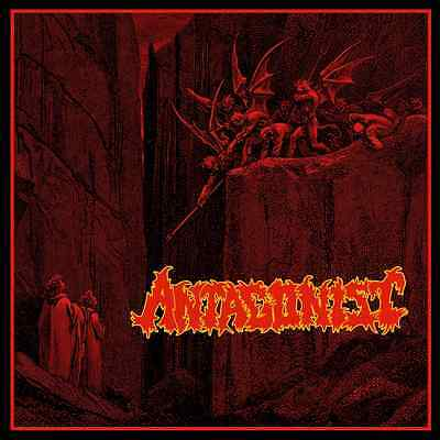 ANTAGONIST - Damned and Cursed...To Life On Earth (NEW*LIM. US TECH/THRASH METAL