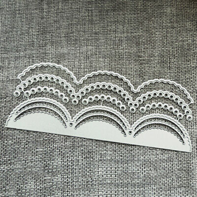 LACE Metal Cutting Dies Stencils Scrapbooking/photo album Decorative Embossing n
