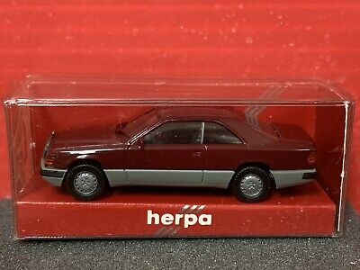 Vintage HO Scale Miniature Model Cars Various Brands Each Sold Separately
