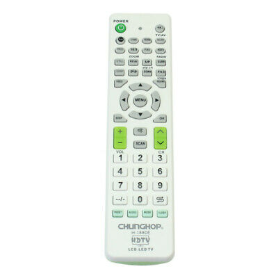 All IN 1 Universal Remote Control LCD/LED TV for Sony/Samsung/Panasonic/LG NEW