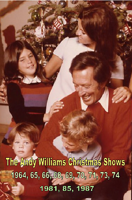 Andy Williams -  Complete Christmas Shows - DVD