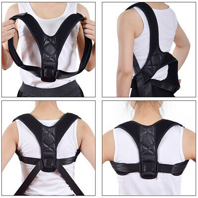 Body Wellness Posture Corrector Adjustable 28 to 48 Inch in Chest Shoulder Strap