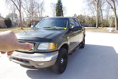 Rustfree 2002 Ford F-150 King Ranch