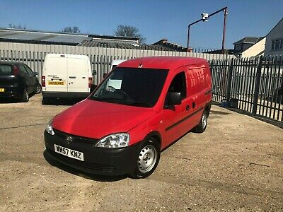 2008 Vauxhall Combo EX Royal Mail 1.3 CDTI