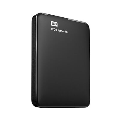 New for Western Digital 1TB WD Elements Portable External HDD Hard Drive Disk