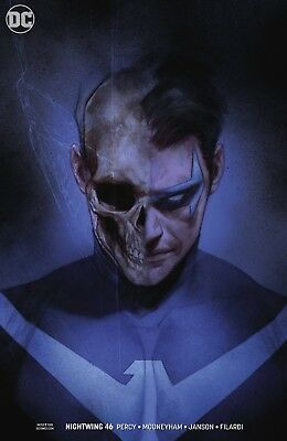 2018, DC Comics NM 1st Print 09//05//18 Nightwing #48 Variant Cover