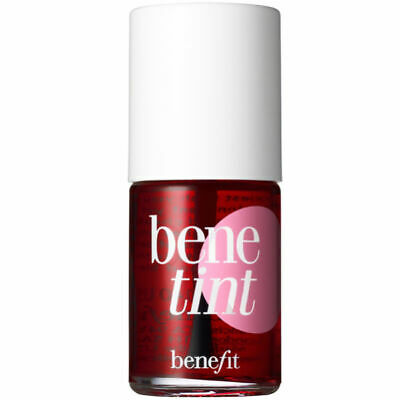 New_BENEFIT_Benetint_Rose Tinted Cheek & Lip Stain_red_blush_lipstick_4ml MINI