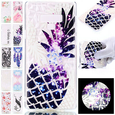 For Samsung Galaxy S10 Plus S10 S10e Shockproof TPU Crystal Rubber Case Cover