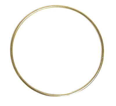 Pepperell Brass Ring 23 Inches
