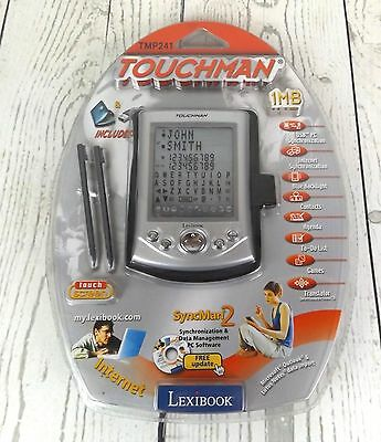 Touchman SyncMan 2 Touchscreen Lexibook NTMP2941 New in Package