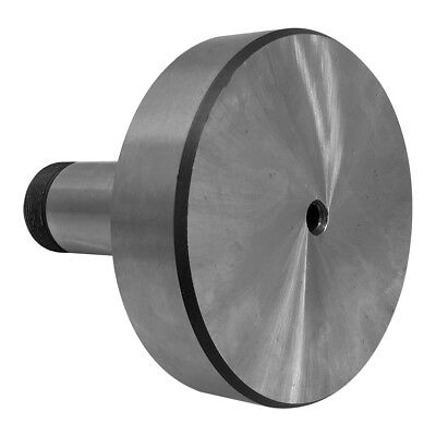 1'' x 4'' Diameter Precision 5C Fixture Mount Lathe Face Plate Steel Lathing