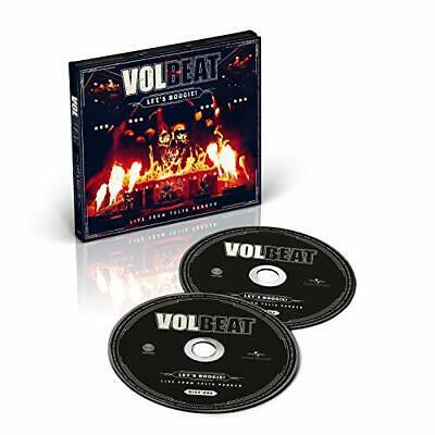 Volbeat-Let`s Boogie (Live From Telia Parken) Cd New