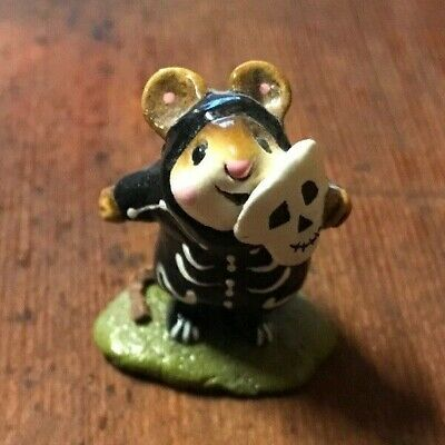 Wee Forest Folk Littlest Skeleton