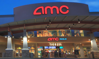 (5) Five AMC Black Movie Tickets and (5) Five Large Fountain Drinks