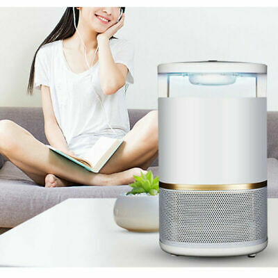Insect Killer Mosquito Zapper USB Electric LED UV Fly Insect Bug Trap Lamp