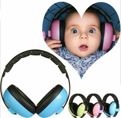 Earmuffs Ear Defenders Hearing Protection Noise Reduction For Baby Kids Child