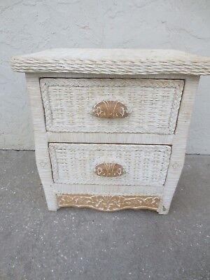 Terrific Pier 1 One Jamaica Imports Wicker Wood Vanity Stool Caraccident5 Cool Chair Designs And Ideas Caraccident5Info