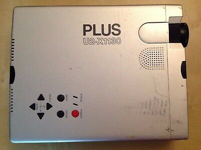 PLUS U2-X1130 DLP Projector