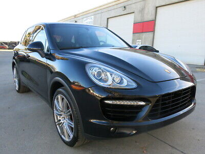 2012 Porsche Cayenne Twin-Turbo Charged 4.8L V8/500hp 2012 Porsche Cayenne Turbo / Twin-Turbo charged 500hp Low Price & Low Reserve 12