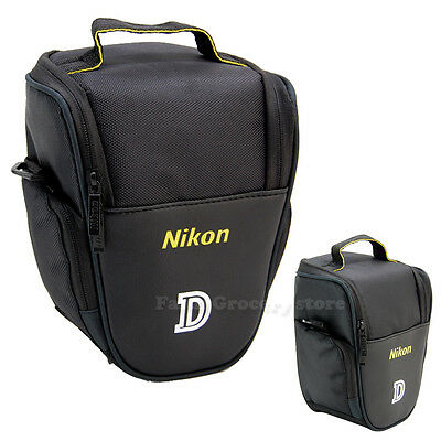 Digital SLR Camera Shoulder Carry Case Bag For Nikon D7200 D7500 D810 Df D850