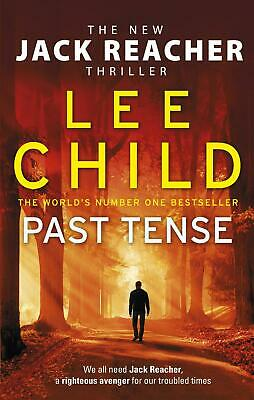 Past Tense: (Jack Reacher 23) by Lee Child Paperback Book Free Shipping!