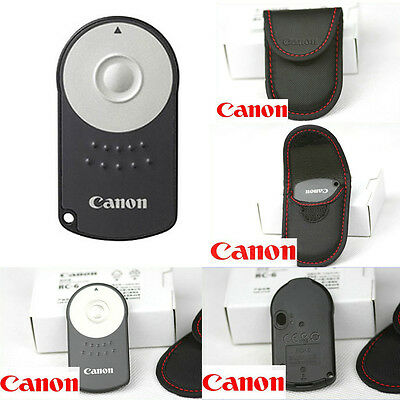 Canon RC-6 Wireless Infrared Remote Control For EOS 7D MARK II, 100D 60D 70D