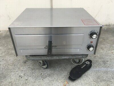 Counter top pizza cookie stainless steel oven