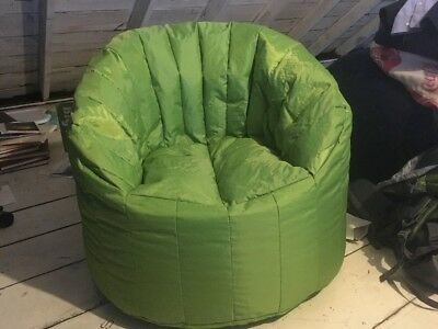 Phenomenal Big Joe Lumin Chair Green Lime 45 75 Picclick Cjindustries Chair Design For Home Cjindustriesco