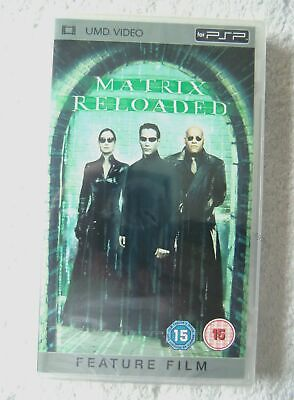 49710  - UMD Matrix Reloaded [NEW & SEALED]  2008  UMDBV0764