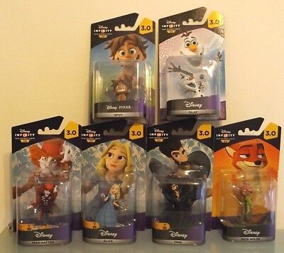 Disney Infinity 3.0 Toy Box Figures / Bundle. B.n.i.b