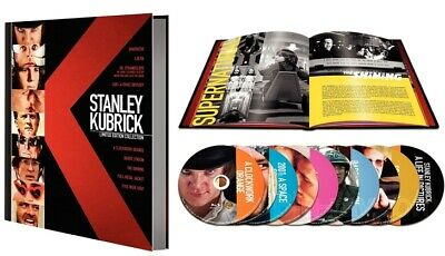 Stanley Kubrick: Essential Collection (Blu-ray Disc, 10-Disc Set, RARE EDITION