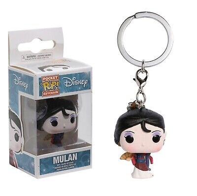 Funko Pocket Pop Keychain: Disney - Mulan Vinyl Figure Keychain Item No. 21226