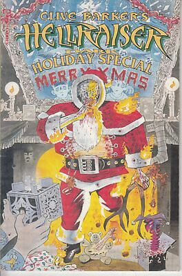 Hellraiser Holiday Special - Clive Barker - Acceptable - Paperback