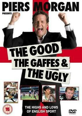 Piers Morgan - The Good, The Gaffes & The Ugly ... - Good - DVD