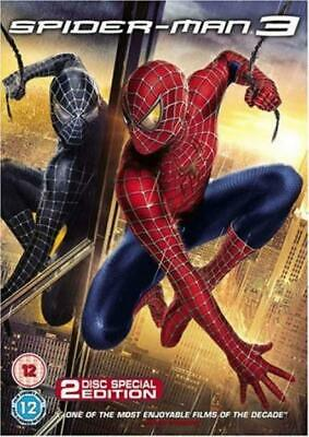 Spider-Man 3 DVD 2007 - Sony Pictures Home Ent. UK - Good - DVD