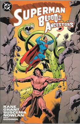 Superman Blood of my Ancestors - Gil Kane - DC Comics - Good - Paperback