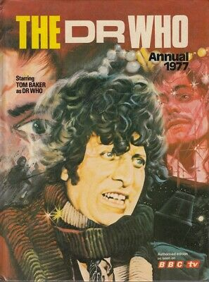 The Doctor Who Annual 1977 - BBC - Acceptable - Hardcover