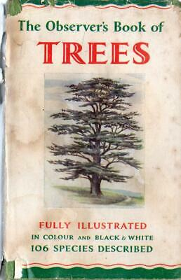 The Observers Book of Trees: 1964 - W J Stokoe - Acceptable - Hardcover