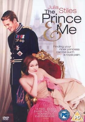 The Prince And Me DVD - Warner Home Video (Icon) - Good - DVD