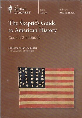 The Skeptics Guide to American History - Mark A Stoler - New - Paperback