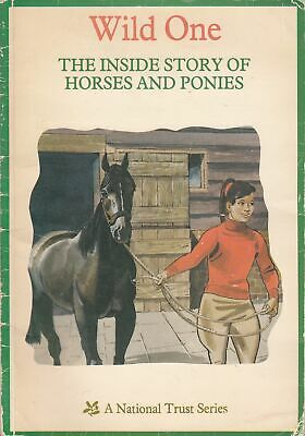 Wild One: Inside Story of Horses and Ponies - Harry T Sutton - Acceptable - P...
