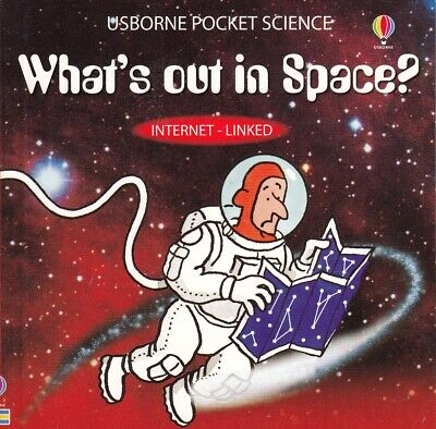 Whats Out In Space? Usborne Pocket Science - Unknown - Good - Paperback