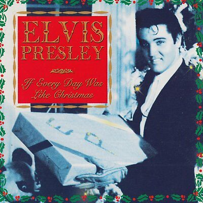 Elvis Presley - If Every Day Was Like Christmas [CD Album]