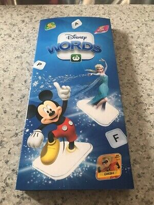 Woolworths Disney Tiles Words Full Set With Album