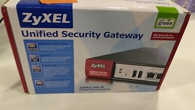 ZYXEL ZYWALL 35 Dual WAN Router Firewall Internet Security Appliance