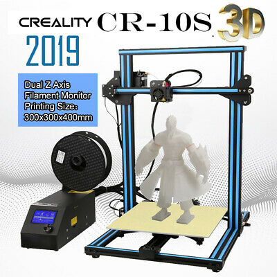 Creality CR-10S Dual-Axis 3D Printer High Precision Aluminum Pre-Assembled Large