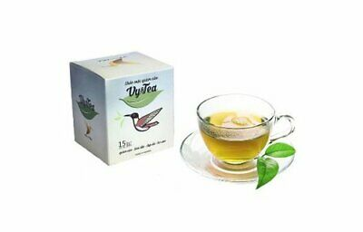 1box Vy&tea natural herbal tea help weight loss, sleep deep and purifying